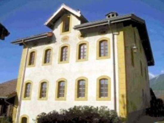 Bilde fra La Grande Maison de Chandolin