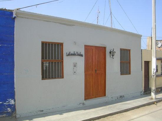 Puerto Supe, Peru: L'albergo