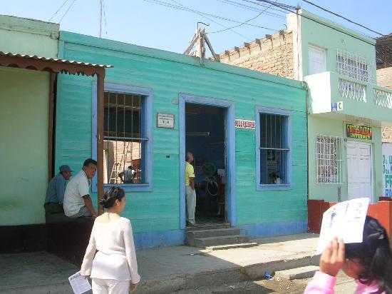 La casa de Isidora: Puerto Supe