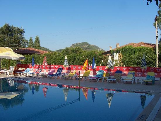 Happy Nur Hotel : Lovely pool