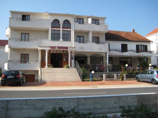 Biograd na Moru, Croatia: Hotel Villa Meduza