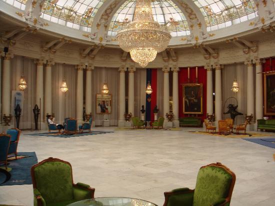 Salon inside hotel negresco ironwork by gustav eiffel - Salon gustave eiffel ...