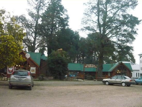Villa Ventana, Argentina: Centro Comercial