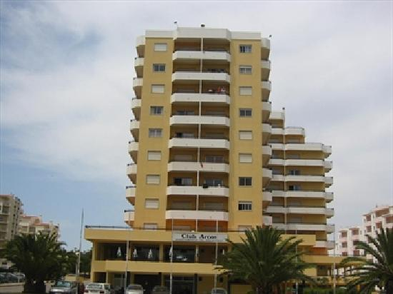 Apartamentos Clube dos Arcos: HERE IT IS...CLUB ARCOS APARTMENTS/HOTEL