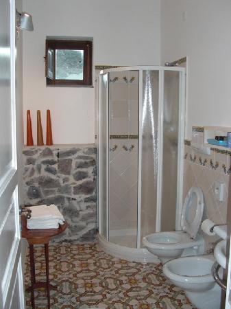 Hotel I Cinque Balconi: Salle de bain