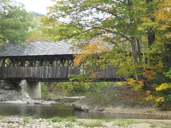 Grand Summit Hotel and Conference Center: Oldest Covered Bridge in Maine. 1 1/2 miles from Grand Summit