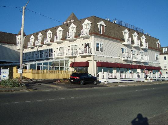 Hull, Массачусетс: Clarion Nantasket Beach Hotel