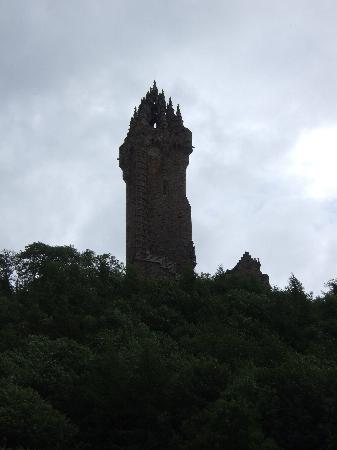 National Wallace Monument: Wallace Monument,Stirling,Scotland.