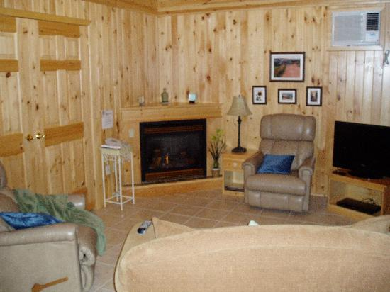 Cavendish Maples Cottages: A warm spot on a cool PEI morning