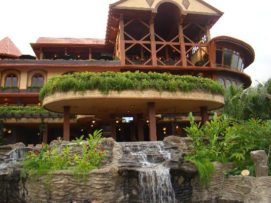 The Springs Resort and Spa: The main building