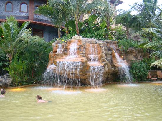 The Springs Resort and Spa: Another of the many pools