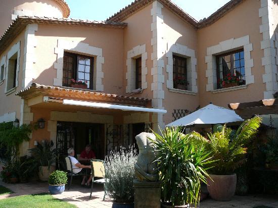 Casa Dos Torres: Romantic