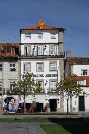 Hotel Jardim Viana Do Castelo: fRONT VIEW
