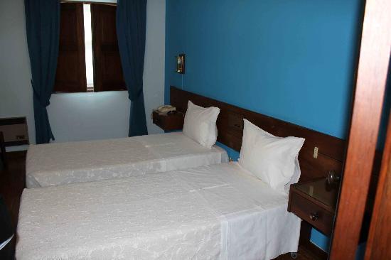 Hotel Jardim Viana Do Castelo: bedroom