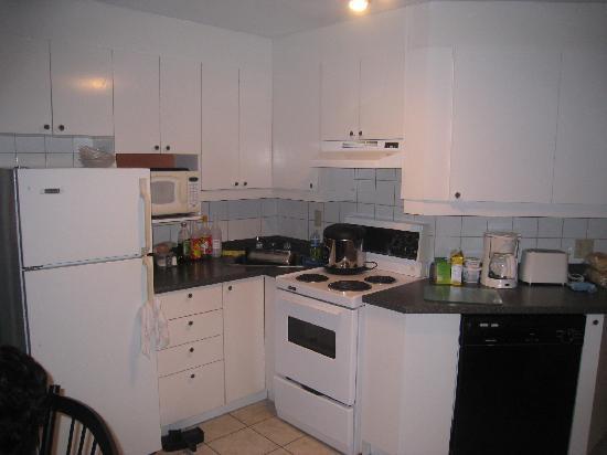 Club Vacances Toutes Saisons: fully equip kitchen