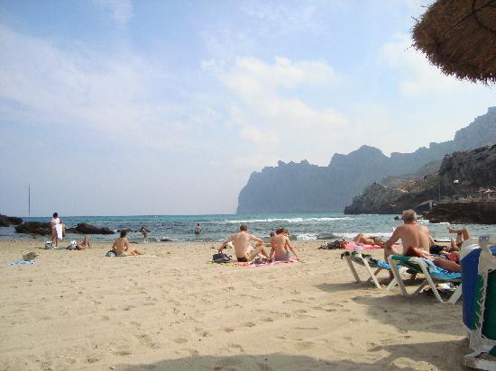 Hotel Don Pedro: Beach