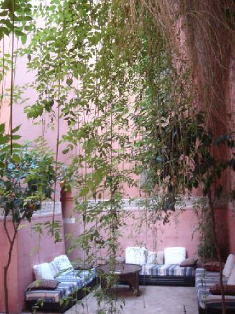 Riad Laksour: Le patio 2