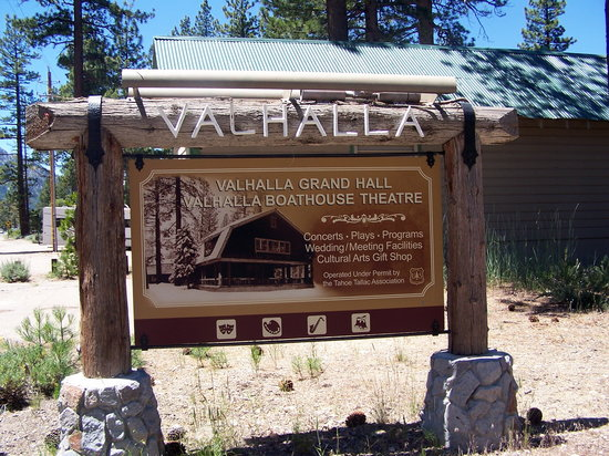 ‪Valhalla at Lake Tahoe‬