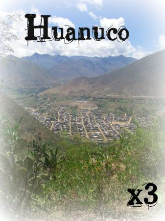 Huanuco, Peru: ich lieb die stadt...