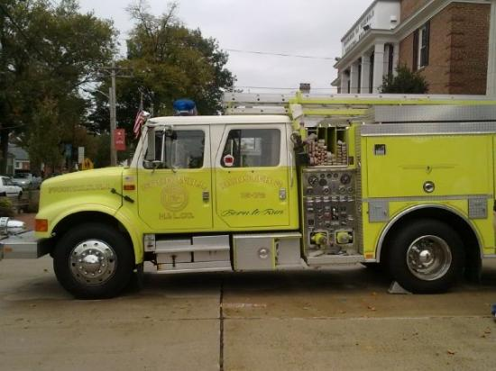 Freehold (NJ) United States  city photo : Freehold, NJ, United States Firetruck Bruce Springsteen Bought for the ...