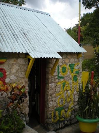 Bob Marley's Mausoleum Photo