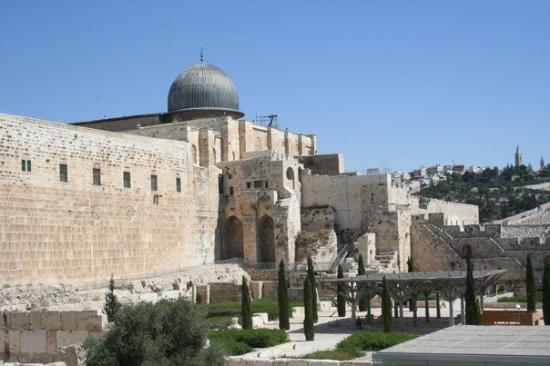 Mezquita de Al-Aqsa: Jerusalem, Israel - 27