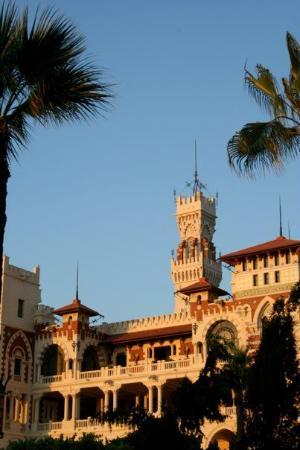 King Farouk Palace: Alexandria, Egypt - 65