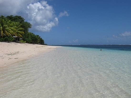 Savai'i, Ilhas Samoa: mmmm... south pacific....
