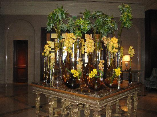 The Ritz-Carlton, Dallas: Lobby