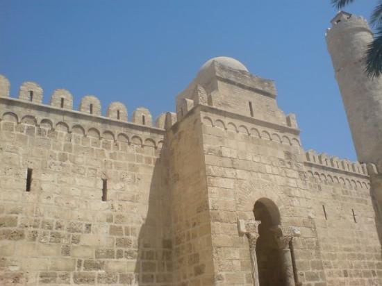 Medina of Sousse: Ribat - Sousse - tam trzymano niewiernych ^^  Tunezja 2009
