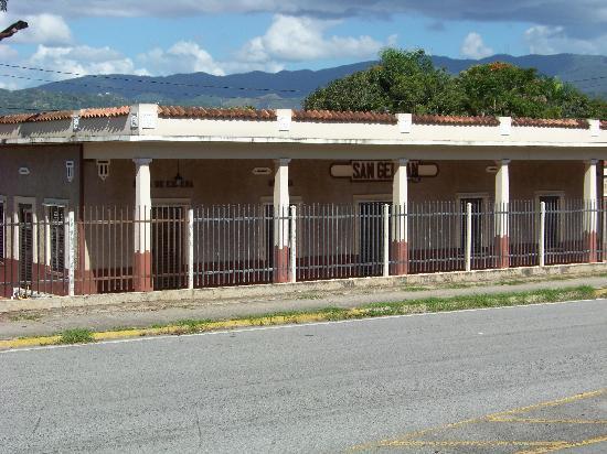 San German, เปอร์โตริโก: ESTACION VIEJA DEL TREN