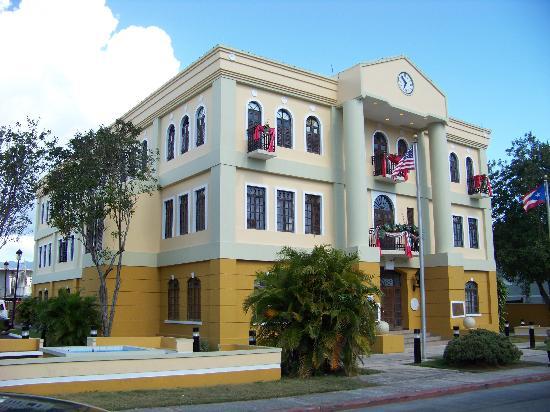 San German, Puerto Rico: CASA ALCALDIA NUEVA