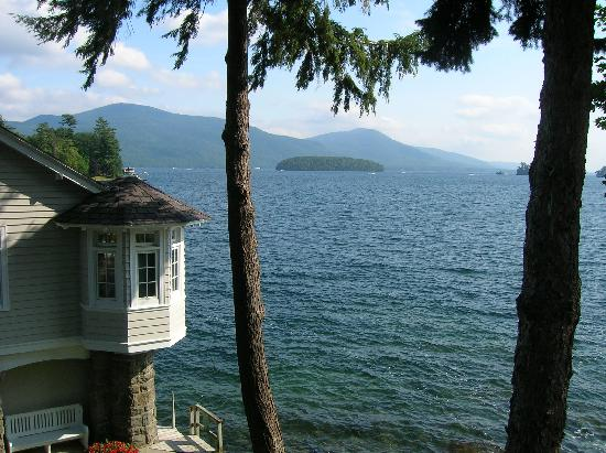 Boathouse Lake George Bed Breakfast