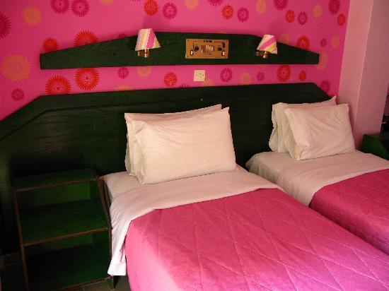 Hotel Argo Anita: our bedroom