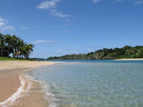 InterContinental Fiji Golf Resort & Spa: The inlet for kayaking