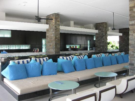 InterContinental Fiji Golf Resort & Spa: Vodka Bar