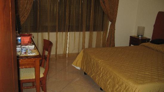 Ranch Palace Hotel: Bedroom