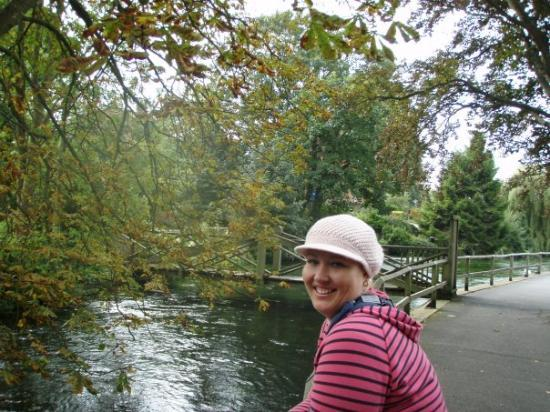 Basingstoke, UK: Wistershire - English country side