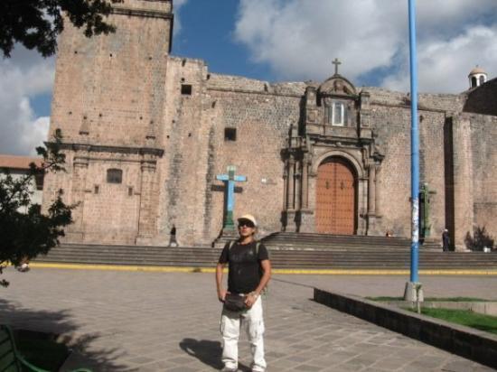 วิหารพระอาทิตย์: Iglesia