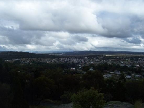 Stanthorpe Look Out Picture Of Stanthorpe Queensland