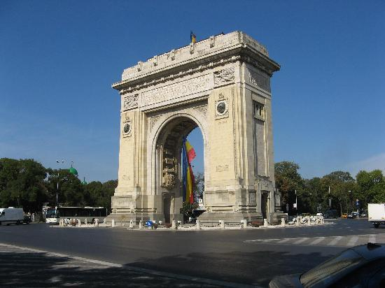 Hotel Arc De Triomphe Bucharest
