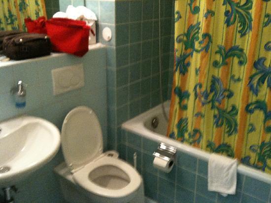 Spa Hotel Salina Maris - Wellness & Vintage: toilet
