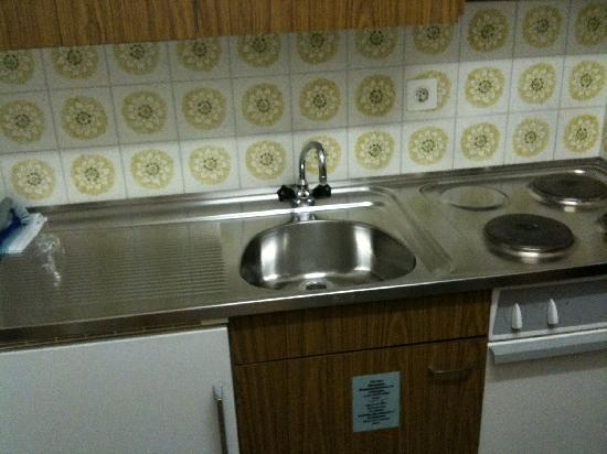 Spa Hotel Salina Maris - Wellness & Vintage: kitchen