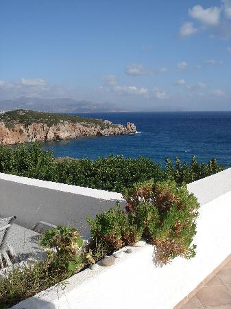 Istron, Hellas: balcony view