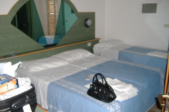 Hotel Gioia: Camera