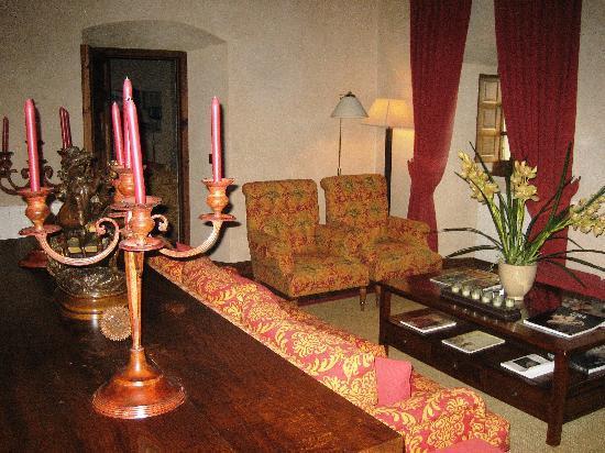 HR Palacio de Prelo: Una sala del Palacio