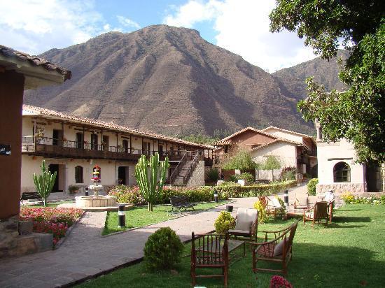 Sonesta Posadas del Inca Yucay: bâtiments de l'hôtel