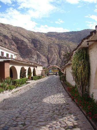 Sonesta Posadas del Inca Yucay: allée d'accès
