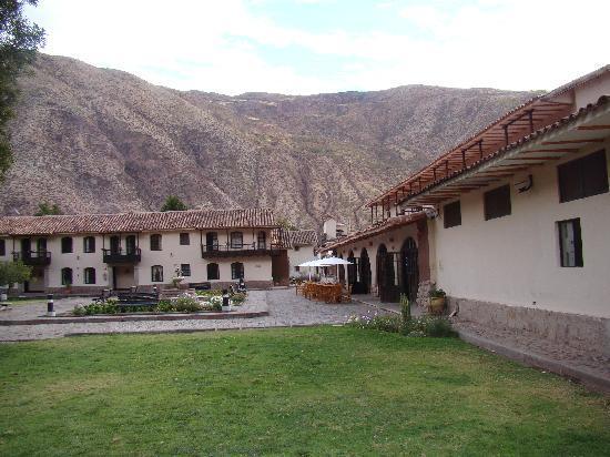 Sonesta Posadas del Inca Yucay: restaurant de l'hôtel