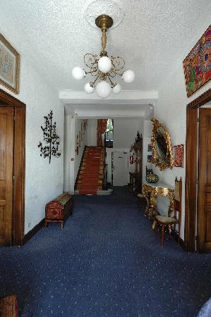 Hotel Azteca : Hotel hallway